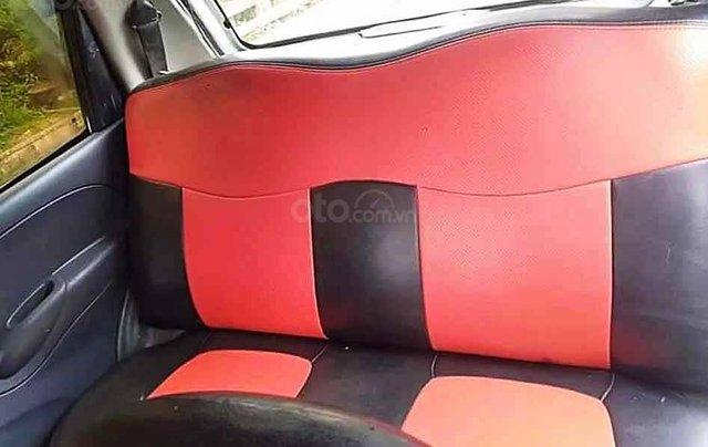Bán ô tô Daewoo Matiz SE sản xuất 2004, màu bạc xe gia đình, giá chỉ 48 triệu3