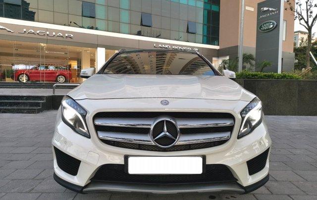 Mercedes Benz GLA 250 4Matic 20160
