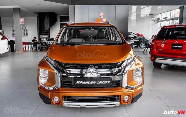 Mitsubishi Xpander Cross giá rẻ nhất miền bắc0