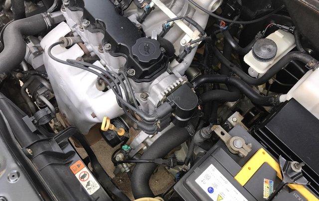 Daewoo Gentra sx 1.5MT cuối 2009, số tay, màu đen10