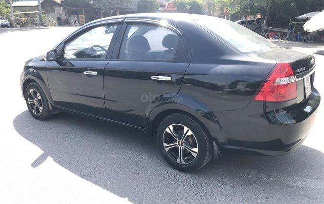 Daewoo Gentra sx 1.5MT cuối 2009, số tay, màu đen2