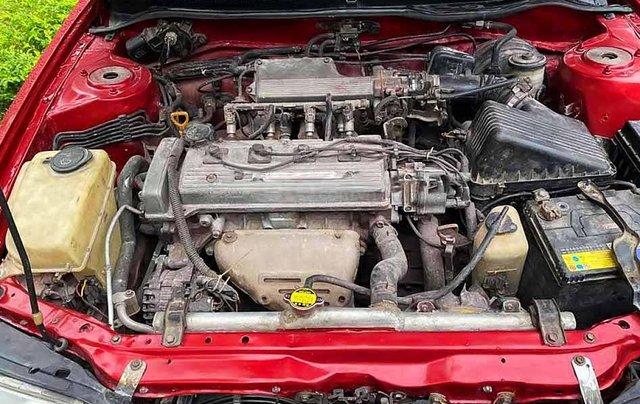 Cần bán Toyota Corolla năm sản xuất 1994, màu đỏ, nhập khẩu nguyên chiếc còn mới, 94tr3