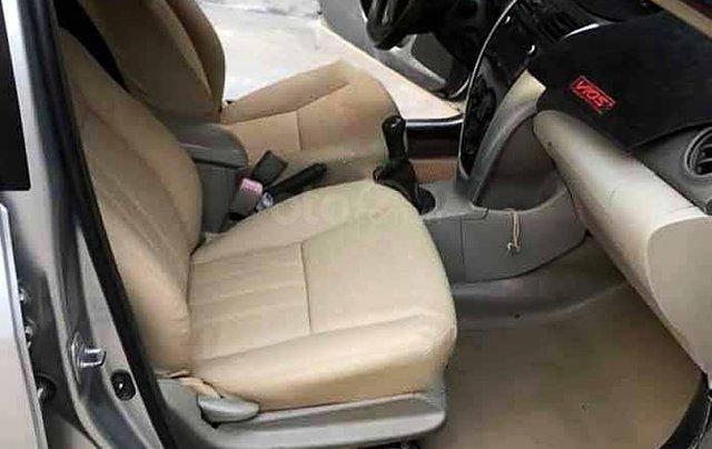 Bán xe Toyota Vios năm sản xuất 2010, màu bạc còn mới1