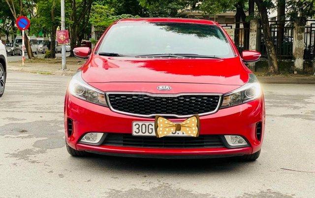 Bán Kia Cerato 1.6 AT SX 2018 chủ Hà Nội, tên tư nhân0