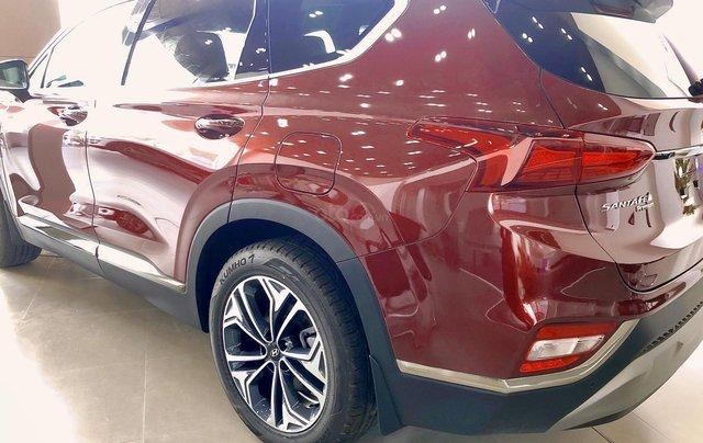 Mua xe trúng xe, Santa Fe giảm lớn cuối năm, nhận xe chỉ với 251tr, ngân hàng hỗ trợ vay đến 80%, xe sẵn đủ màu giao ngay2