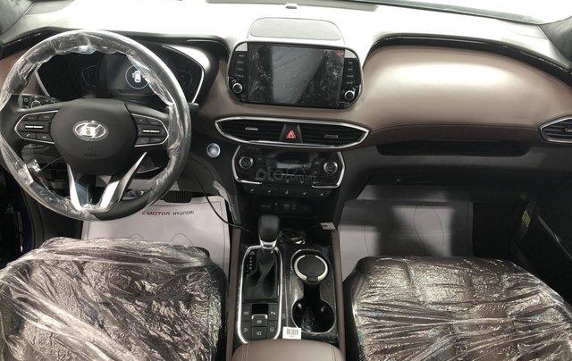 Mua xe trúng xe, Santa Fe giảm lớn cuối năm, nhận xe chỉ với 251tr, ngân hàng hỗ trợ vay đến 80%, xe sẵn đủ màu giao ngay5