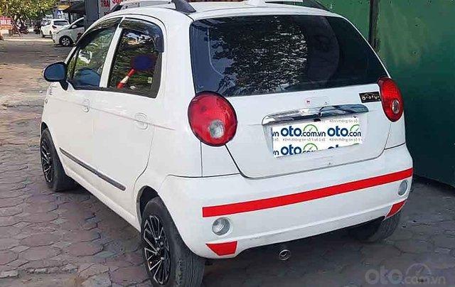 Cần bán gấp Daewoo Matiz sản xuất 2007, màu trắng, xe nhập còn mới, 99 triệu2