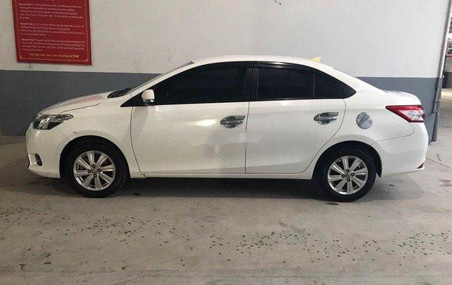 Cần bán lại xe Toyota Vios sản xuất 2017, giá tốt, xe chính chủ4