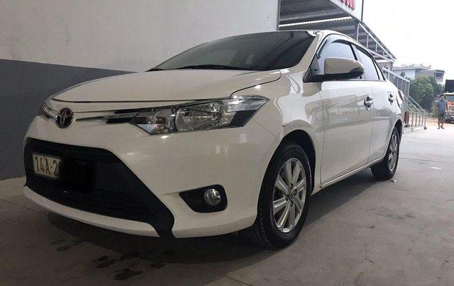 Cần bán lại xe Toyota Vios sản xuất 2017, giá tốt, xe chính chủ0