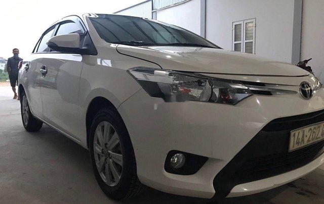 Cần bán lại xe Toyota Vios sản xuất 2017, giá tốt, xe chính chủ1