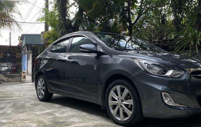 Chính chủ bán Hyundai Accent đời 2013, màu xám, xe nhập3