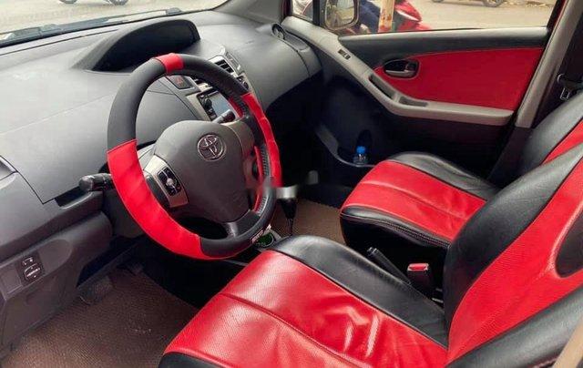 Bán Toyota Yaris 1.3AT năm 2010, nhập khẩu nguyên chiếc, giá thấp9