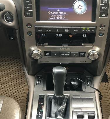 Bán Lexus GX460 sản xuất 2015, màu trắng, nhập khẩu 3