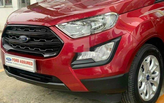 Cần bán gấp Ford EcoSport sản xuất năm 2019, giá ưu đãi1