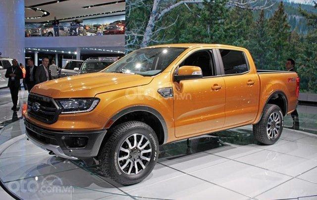 [Ưu đãi cuối năm] Ford Ranger Wildtrak giá xe 918 triệu giảm còn 858 triệu, hỗ trợ vay lên đến 90%1