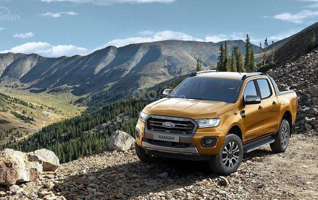 [Ưu đãi cuối năm] Ford Ranger Wildtrak giá xe 918 triệu giảm còn 858 triệu, hỗ trợ vay lên đến 90%5