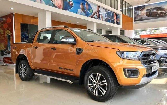 [Ưu đãi cuối năm] Ford Ranger Wildtrak giá xe 918 triệu giảm còn 858 triệu, hỗ trợ vay lên đến 90%2