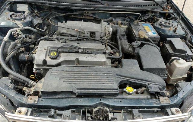 Cần bán xe Ford Laser đời 2005, xe cũ giá tốt9