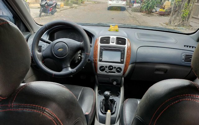 Cần bán xe Ford Laser đời 2005, xe cũ giá tốt11