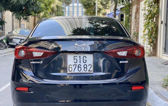 Mazda 3 15G AT SD màu đen sản xuất năm 20161