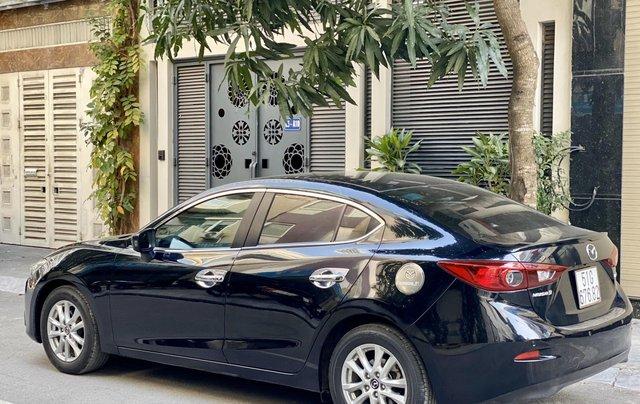 Mazda 3 15G AT SD màu đen sản xuất năm 20163