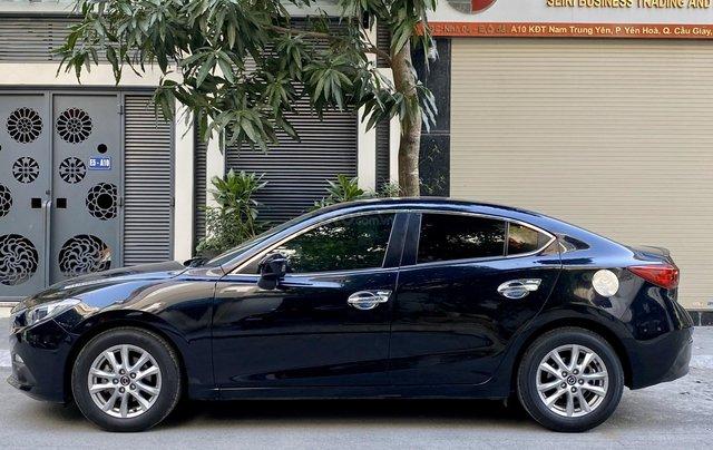 Mazda 3 15G AT SD màu đen sản xuất năm 20164