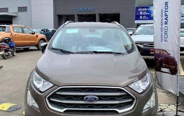 Ford Ecosport All New 2021 ưu đãi gần 40 triệu0