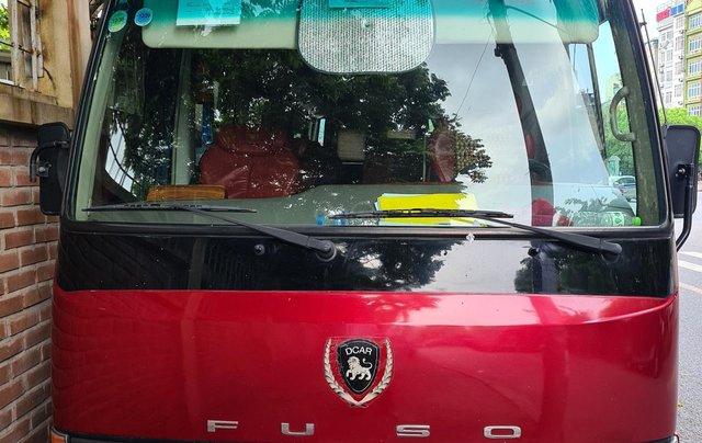 Bán xe Fuso Limousine DCar 2016 độ 19 ghế0