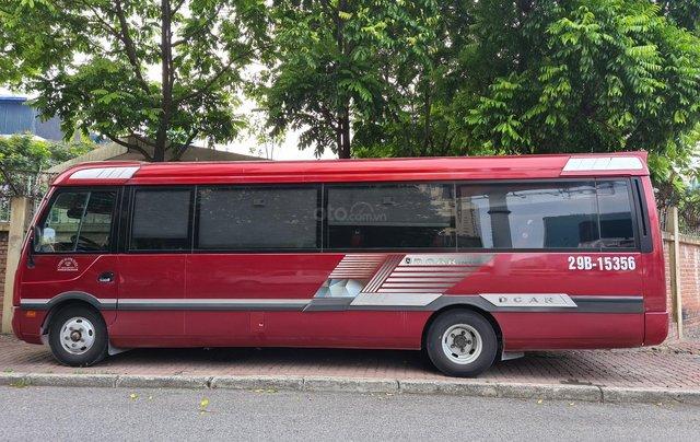 Bán xe Fuso Limousine DCar 2016 độ 19 ghế1