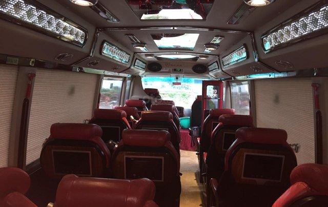 Bán xe Fuso Limousine DCar 2016 độ 19 ghế5