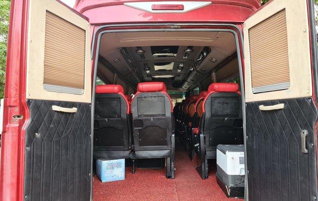 Bán xe Fuso Limousine DCar 2016 độ 19 ghế6