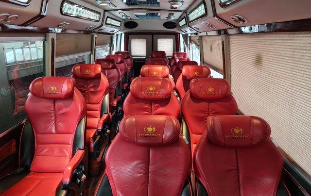 Bán xe Fuso Limousine DCar 2016 độ 19 ghế7