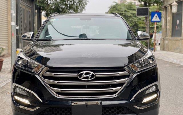 Hyundai Tucson 2.0L AT bản full sản xuất 2015, nhập khẩu Hàn Quốc, biển tỉnh1