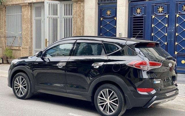 Hyundai Tucson 2.0L AT bản full sản xuất 2015, nhập khẩu Hàn Quốc, biển tỉnh2