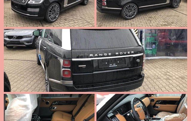 LandRover Range Rover Autobiography LWB P400 sx 2020 model 2021 màu đen0