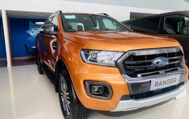 Ford Ranger Wildtrak - chiếc bán tải với công nghệ SUV cao cấp0