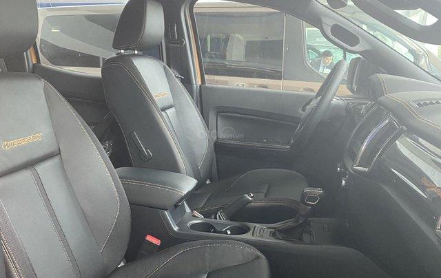 Ford Ranger Wildtrak - chiếc bán tải với công nghệ SUV cao cấp3
