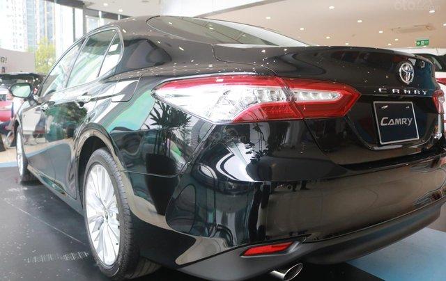 Bán xe Toyota Camry 2.5Q đời 2020, màu đen1