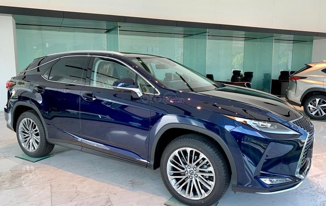 [HOT] Lexus RX350 2020 giá tốt nhất Miền Bắc, hàng loạt ưu đãi cùng phụ kiện chính hãng, trả góp 80% , giao xe toàn quốc1