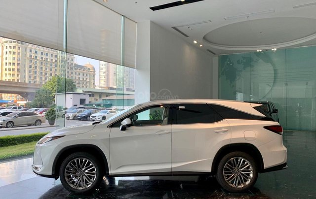 [Hot] Lexus RX350L 2020 giá tốt nhất Miền Bắc, hàng loạt ưu đãi cùng phụ kiện chính hãng, trả góp 80%, giao xe toàn quốc1