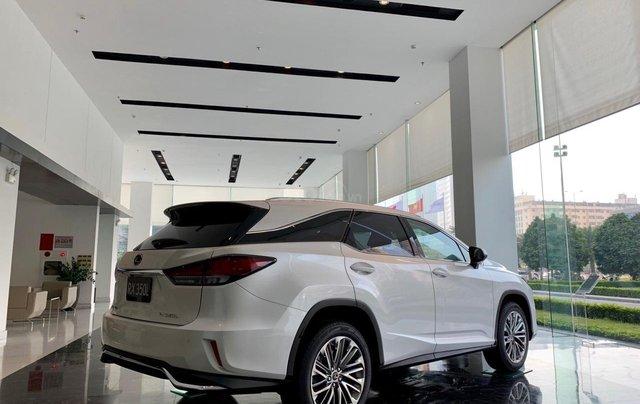 [HOT] Lexus RX350L 2020 giá tốt nhất Miền Bắc, hàng loạt ưu đãi cùng phụ kiện chính hãng, trả góp 80%, giao xe toàn quốc3