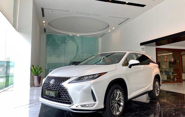 [HOT] Lexus RX350L 2020 giá tốt nhất Miền Bắc, hàng loạt ưu đãi cùng phụ kiện chính hãng, trả góp 80%, giao xe toàn quốc0
