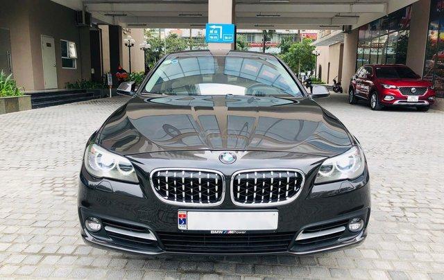 [Hot] BMW 520 2016 cực mới0