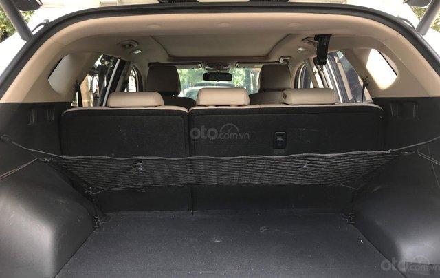 Bán xe Hyundai Tucson sản xuất 2018, màu trắng, số tự động, xe đẹp như mới13