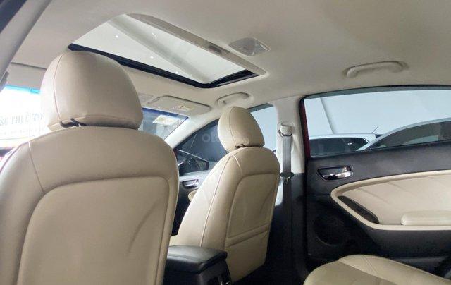 Bán xe Kia Cerato 1.6 số tự động 2018, xe đẹp, có trả góp11