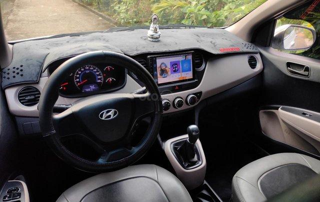 Cần bán xe chính chủ Hyundai Grand i10 giá 195 triệu, màu trắng6