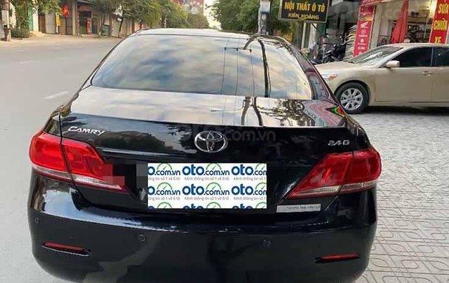 Bán Toyota Camry sản xuất 2011, màu đen2