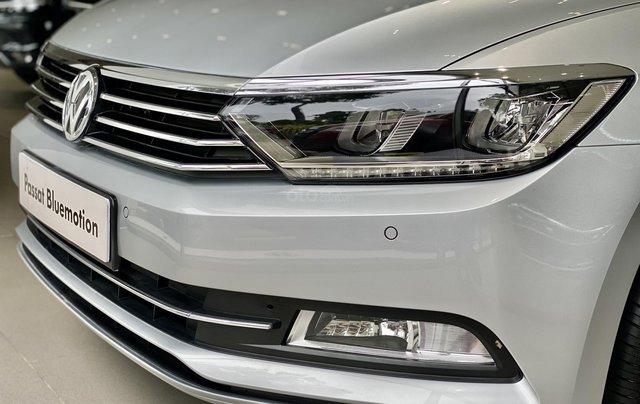Passat Bluemotion màu bạc - Sedan 5 chỗ nhập 100% Đức - giảm hơn trước bạ và nhiều quà tặng phụ kiện cuối năm3