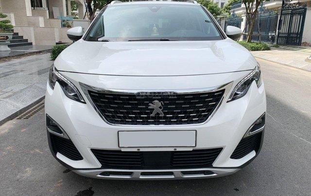Peugeot 5008 1.6 turbo SX 2018, xe gia đình sử dụng, có hỗ trợ trả góp0
