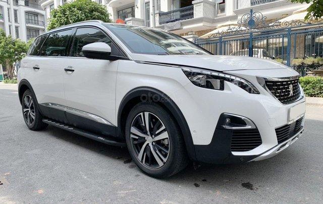 Peugeot 5008 1.6 turbo SX 2018, xe gia đình sử dụng, có hỗ trợ trả góp4